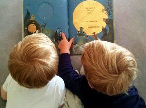 Zusammen unter einem Himmel, Kinderbuch