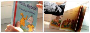 Kinderbuch, Moritz Moppelpo braucht keine Windeln mehr. Erschienen im arsverlag