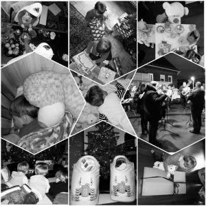 Weihnachten mit den Zwillingen Alf und Ulf
