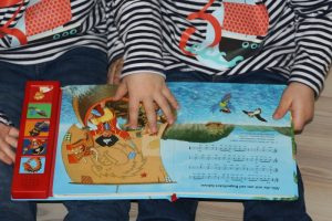 Kinderbücher sind immer ein tolles Geschenk