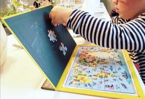 Magnetpuzzle aus dem Coppenrath Verlag