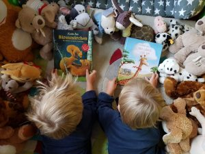 Tolle Kinderbücher lesen Alf und Ulf