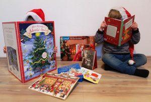 Alf und Ulf präsentieren neue Adventskalender